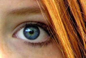 hair and eye