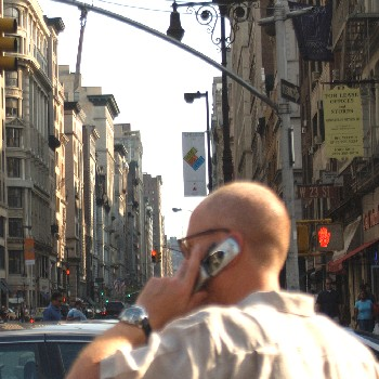 dad phone me