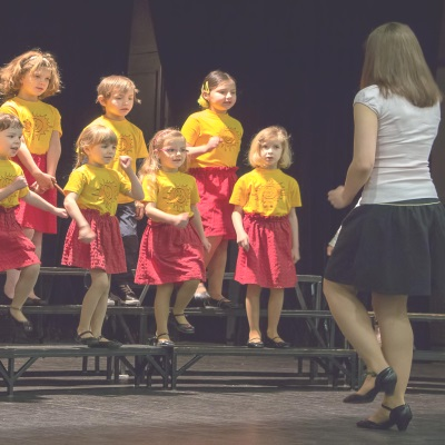 Child choir competition-2