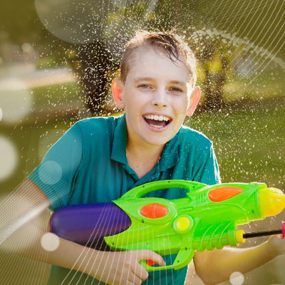 water-guns